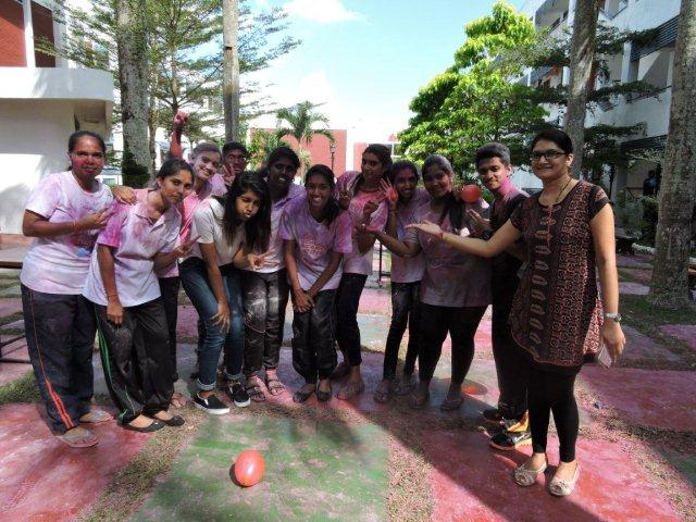 HOLI CELEBRATION AT KOLEJ TAFE SEREMBAN 2018
