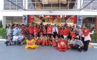 Chinese New Year Celebration at Tafe
