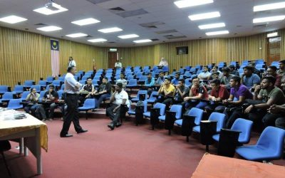 August 2018 New Students Orientation